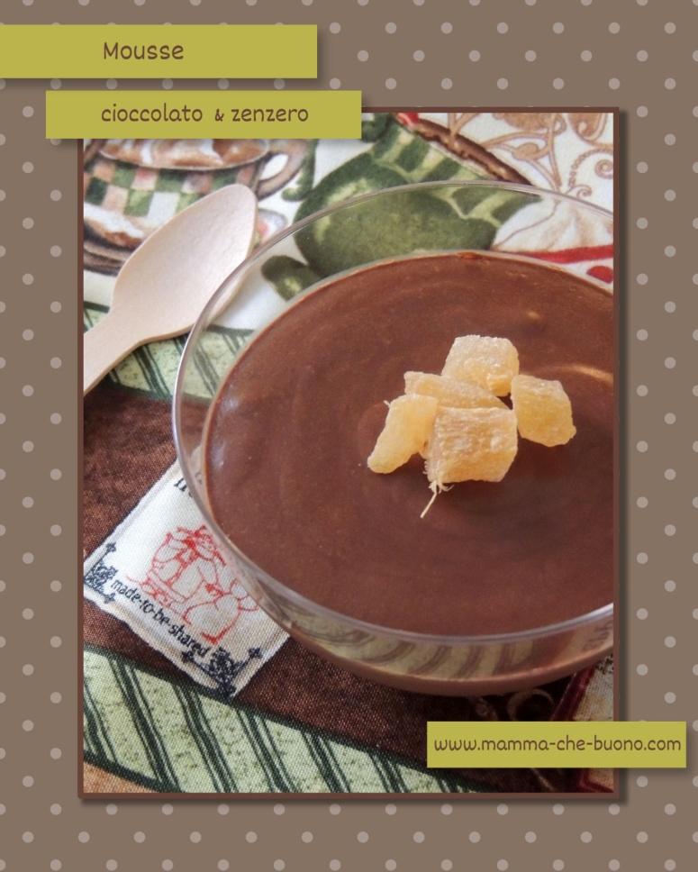 mousse cioccolato e zenzero2
