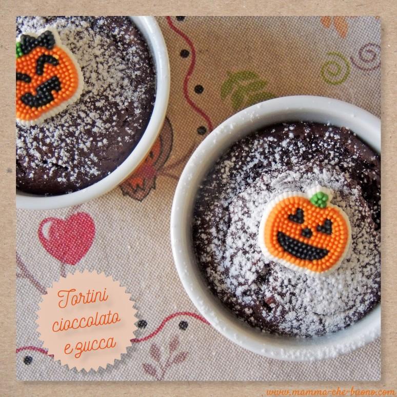 tortini cioccolato e zucca2