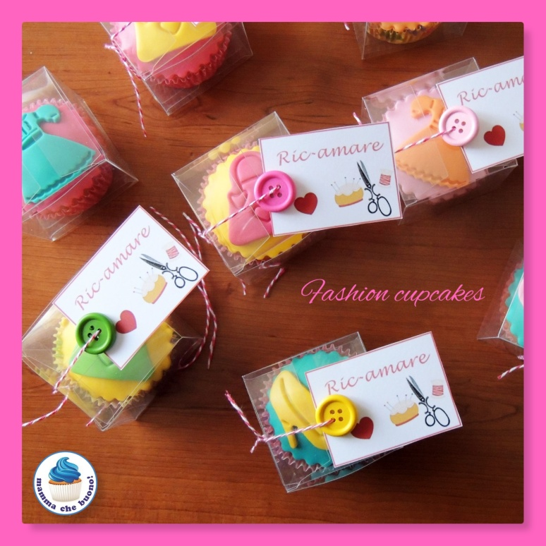 fashion cupcakes scatolette2