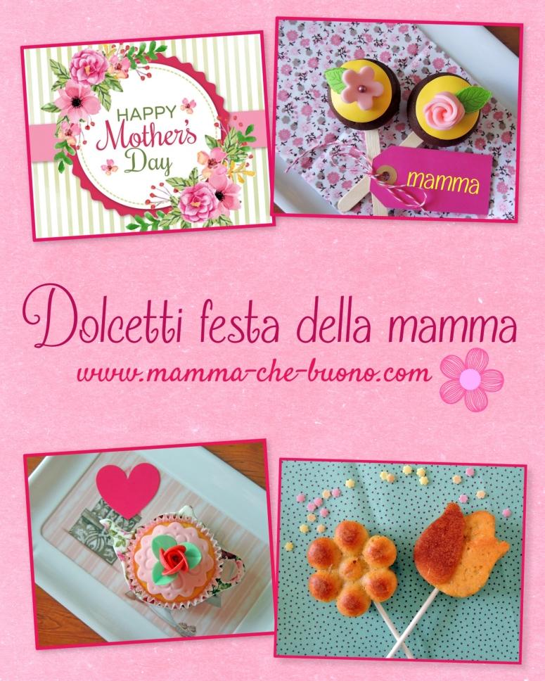 dolcetti festa della mamma 2018