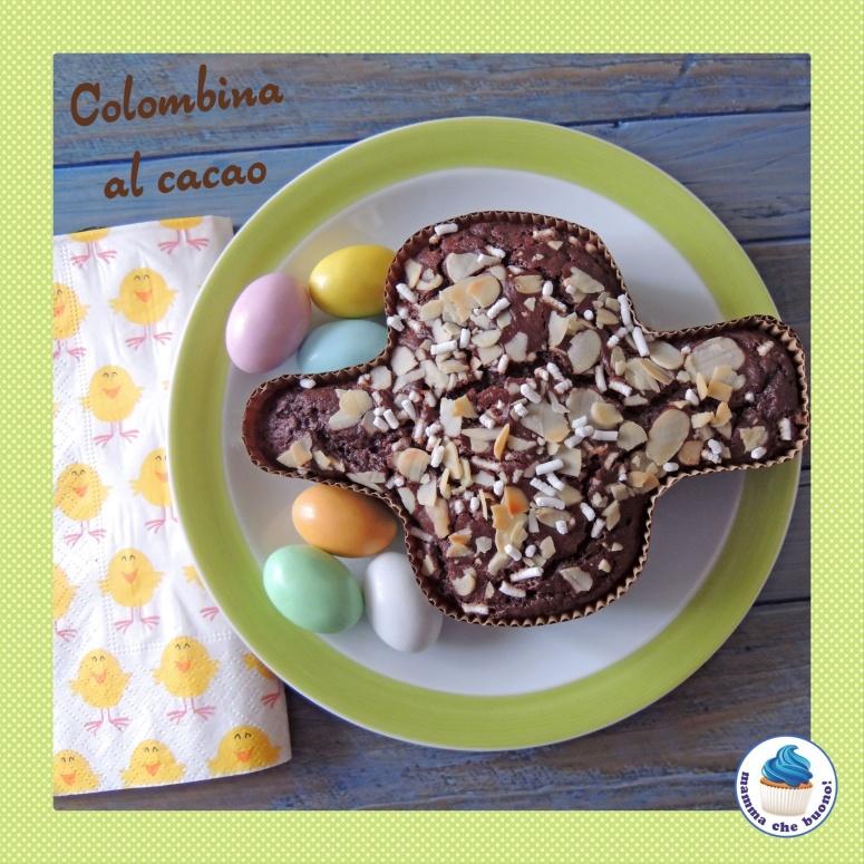 colombina al cacao