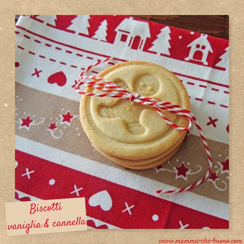 biscotti vaniglia e cannella pacchettino