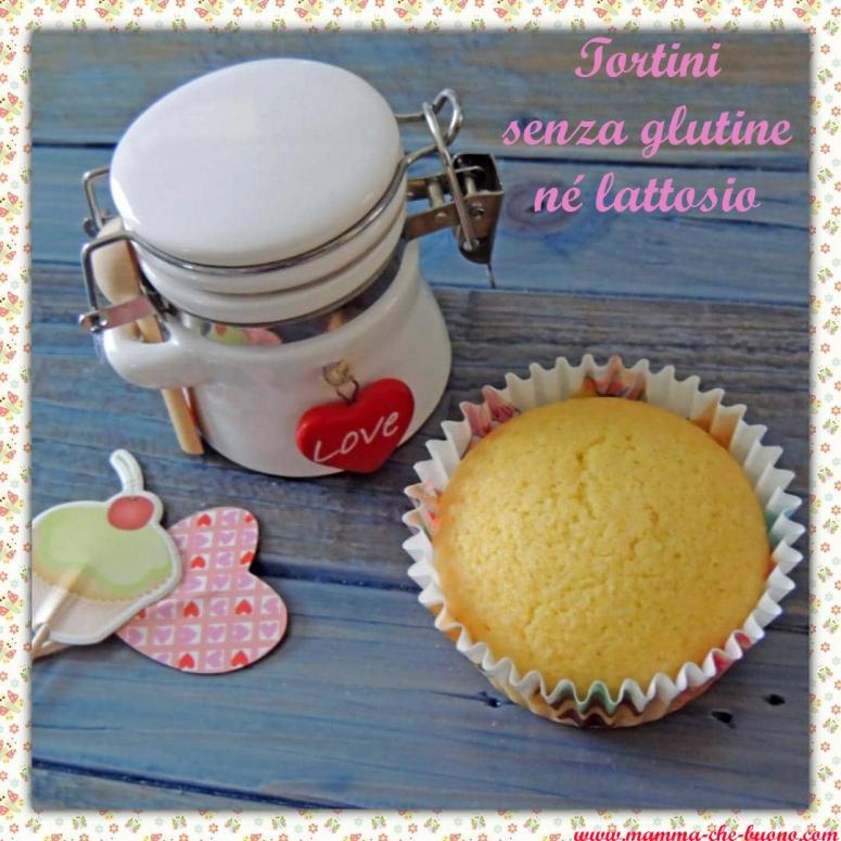 tortino senza glutine ne lattosio
