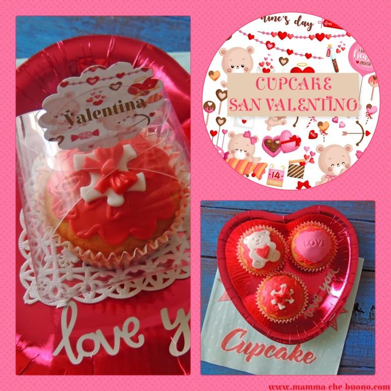 Cupcake san valentino 2020