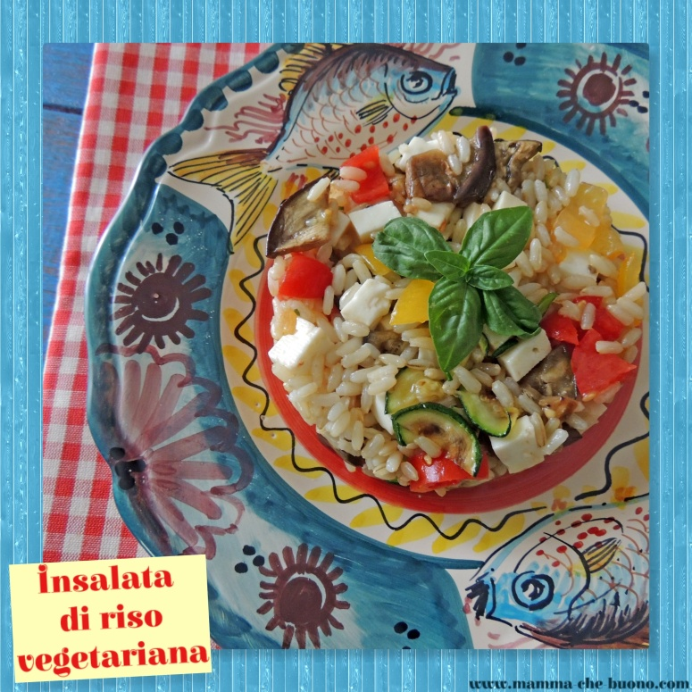 insalata di riso vegetarina 1